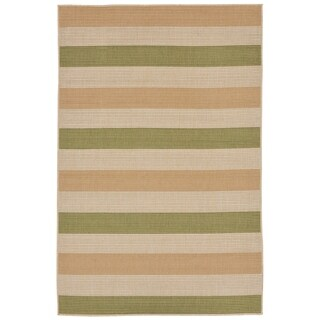 Band Stripe Outdoor Rug - 7'10 x 9'10