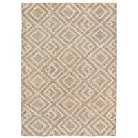 Angles Outdoor Rug - 7'6 x 9'6
