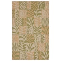 Folliage Outdoor Rug - 7'10 x 9'10