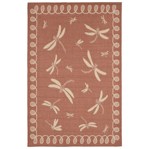 Meadow Outdoor Rug (7'10 x 9'10) - 7'10 x 9'10