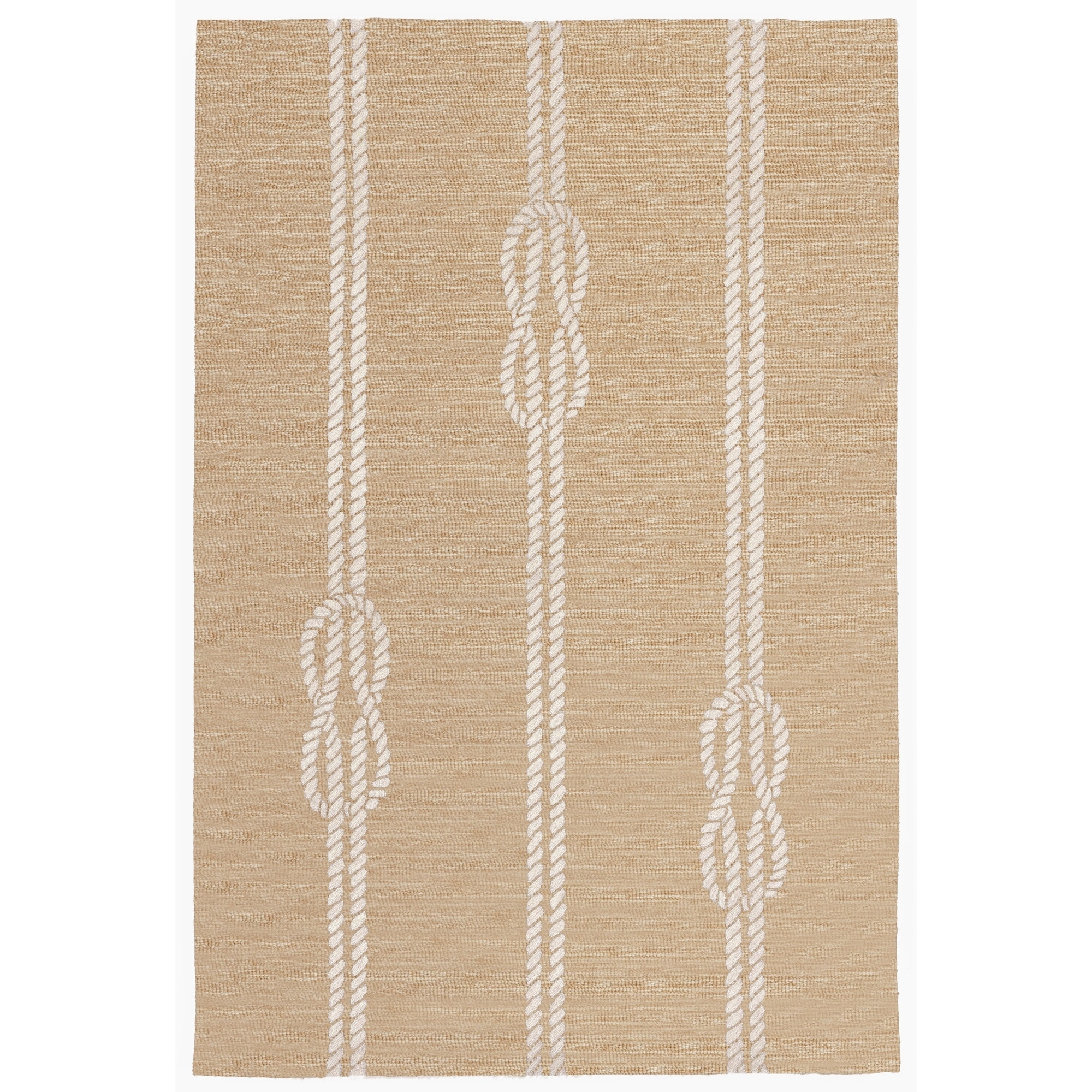 Nautical Twine Outdoor Rug 7 6 X 9 6
