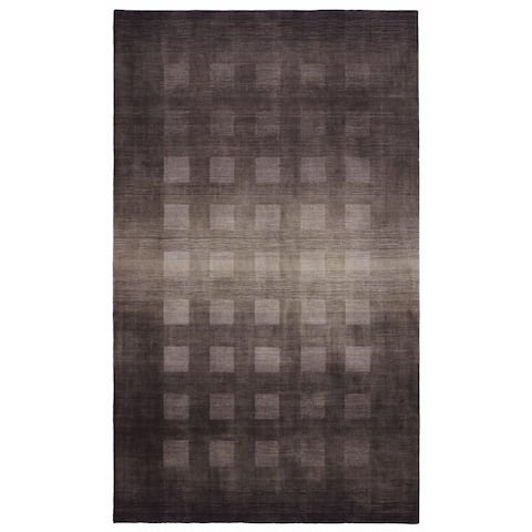 Shaded Squares Rug (8' x 10') - 8' x 10'