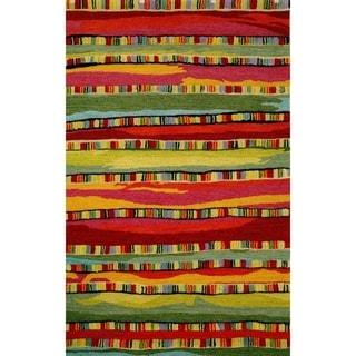 Texture Stripe Rug (9' x 12') - 9' x 12'