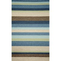 Stripe Outdoor Rug - 8'3 x 11'6