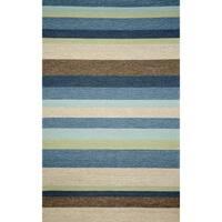 Stripe Outdoor Rug - 7'6 x 9'6