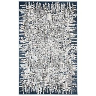 Liora Manne Etching Rug (3'3 x 4'11) - 3'3 x 4'11