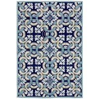 Porcelin Outdoor Rug - 8'3 x 11'6