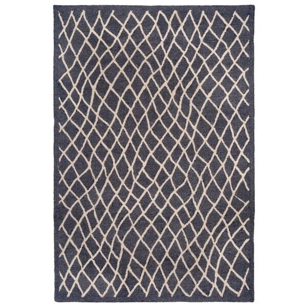 Wavey Lines Outdoor Rug (7'6 x 9'6) - 7'6 x 9'6