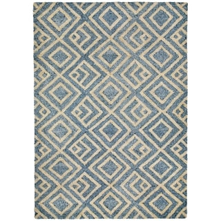 Liora Manne Angles Outdoor Rug (3'6 x 5'6) - 3'6 x 5'6