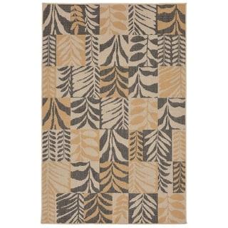 Liora Manne Folliage Outdoor Rug (3'3 x 4'11) - 3'3 x 4'11