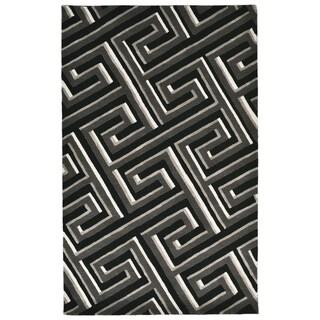 Liora Manne Puzzle Rug (3'6 x 5'6) - 3'6 x 5'6