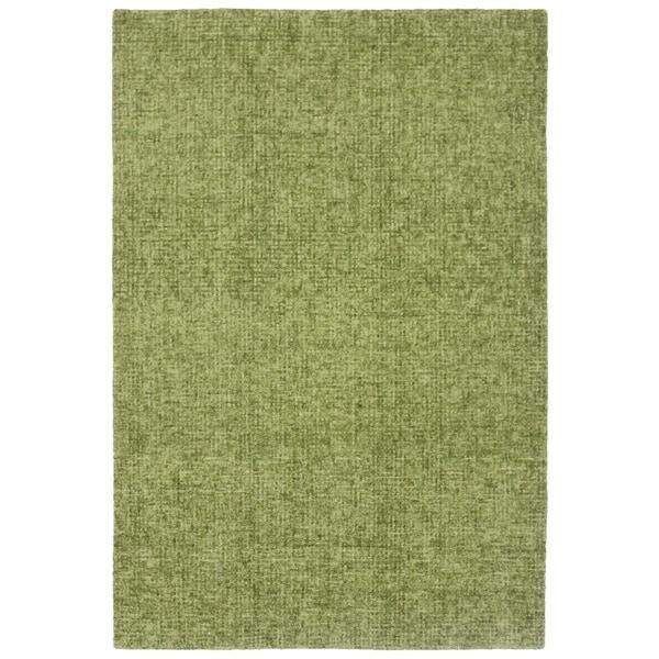"""Liora Manne Savannah Fantasy Wool Indoor Rug Green 3'6"""" X 5'6"""" - 3'6 x 5'6"""