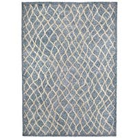 Wavey Lines Outdoor Rug - 3'6 x 5'6