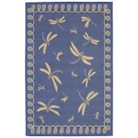 Liora Manne Meadow Outdoor Rug (1'11 x 2'11) - 1'11 x 2'11