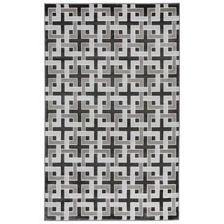 Liora Manne Square Maze Rug (1'11 x 2'11) - 1'11 x 2'11