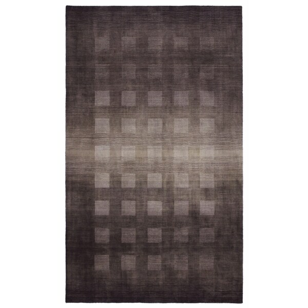 Liora Manne Shaded Squares Rug (3'6 x 5'6) - 3'6 x 5'6