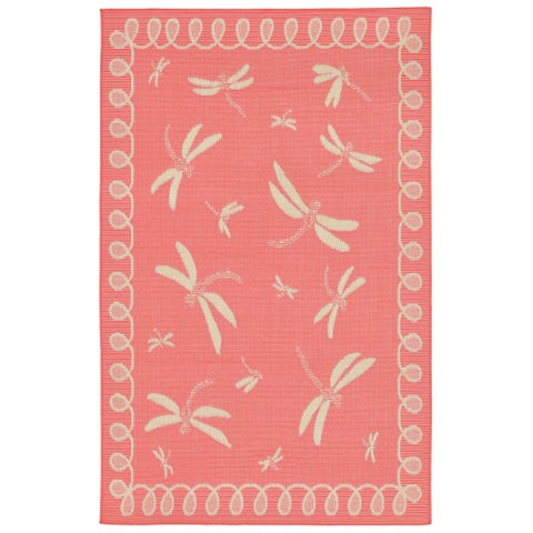 Liora Manne Meadow Outdoor Rug (7'10) - 7'10