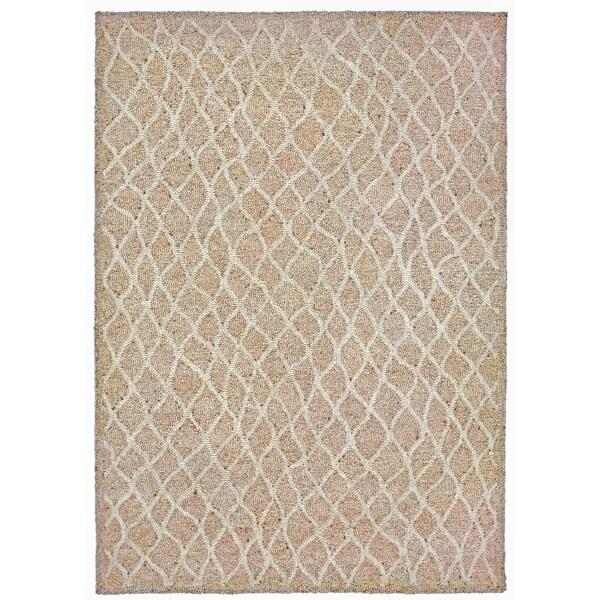 Liora Manne Wavey Lines Outdoor Rug (2' x 3') - 2' x 3'