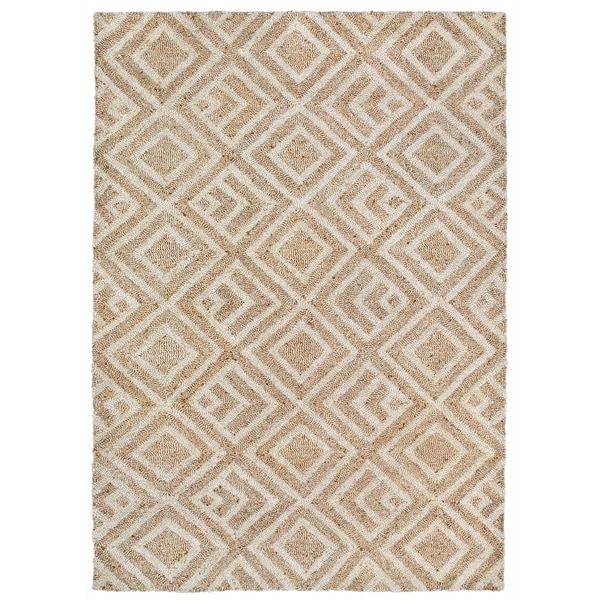 Liora Manne Angles Outdoor Rug (2' x 8') - 2' x 8'