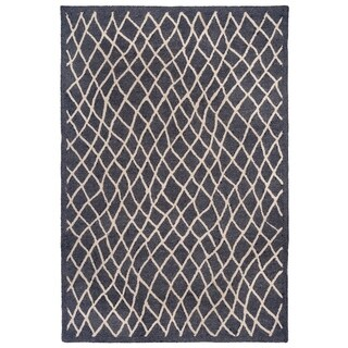 Wavey Lines Outdoor Rug (2' x 8') - 2' x 8'