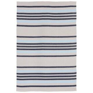 """Liora Manne Multi Stripe Outdoor Rug (2' x 7'6"""") - 2' x 7'6"""""""