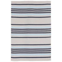 "Multi Stripe Outdoor Rug (2' x 7'6"") - 2' x 7'6"""