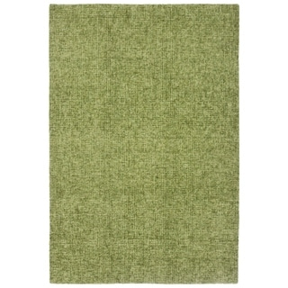 "Liora Manne Savannah Fantasy Wool Indoor Runner Rug Green 2' X 7'6"" - 2' x 7'6"""
