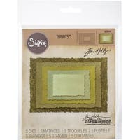 Sizzix Thinlits Dies By Tim Holtz