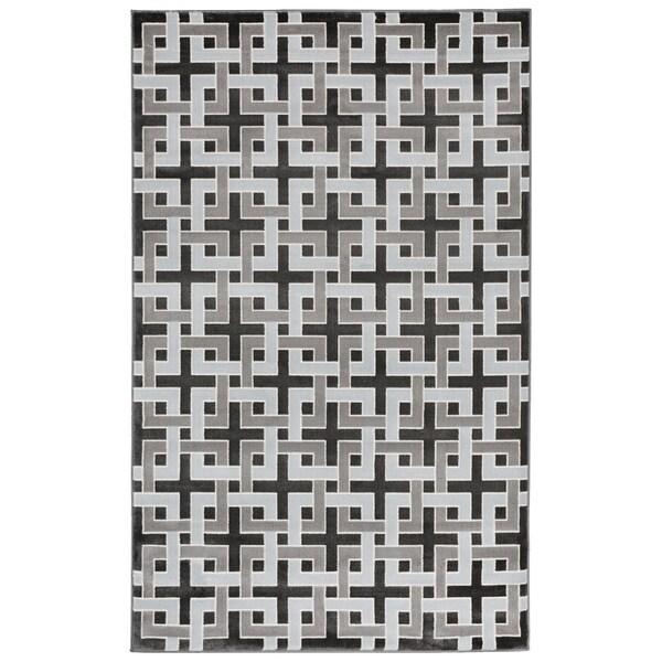 Liora Manne Square Maze Rug (1'11 x 7'6) - 1'11 x 7'6