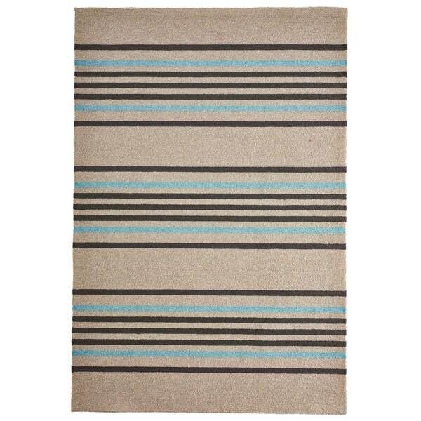Liora Manne Lines Outdoor Rug (2' x 8') - 2' x 8'