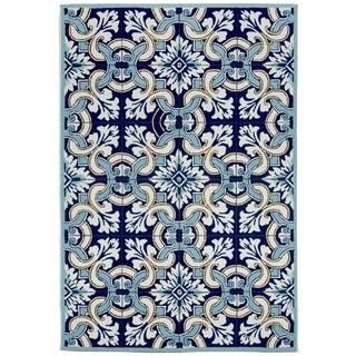 Porcelin Outdoor Rug (5' x 7'6) - 5' x 7'6