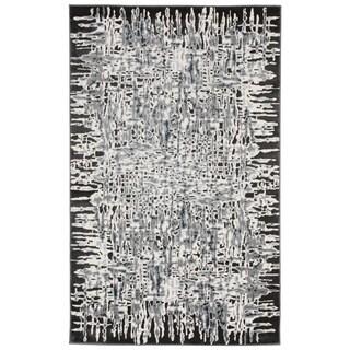 Liora Manne Etching Rug (4'10 x 7'6) - 4'10 x 7'6
