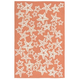 Asteroidea Outdoor Rug (5' x 7'6) - 5' x 7'6
