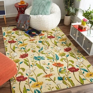 Mohawk Home Prismatic Spiced Beauties Area Rug (8'x10') - 8' x 10'