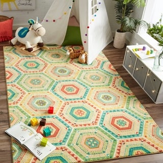 Link to Mohawk Home Southwest Geo Area Rug Similar Items in Rugs