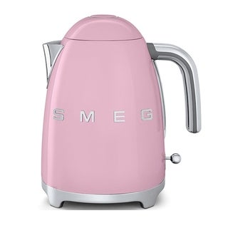 Smeg KLF03PKUS 50's Retro Style Electric Kettle Pink