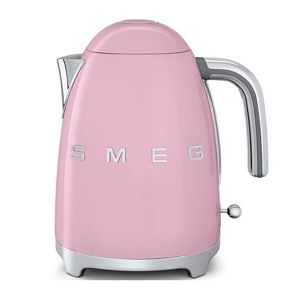 Sensational Shop Smeg Klf03Pkus 50S Retro Style Electric Kettle Pink Interior Design Ideas Philsoteloinfo