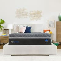 Sealy Hybrid Premium Silver Chill 14-inch California King-size Firm Cooling Mattress