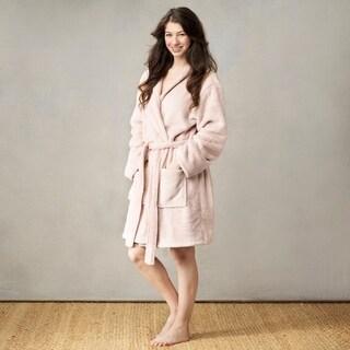 PrimaLush Premium Plush Robe