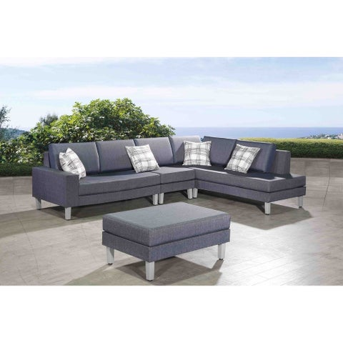 Outdoor Fabric Sectional Sofa Set - PAGLIA