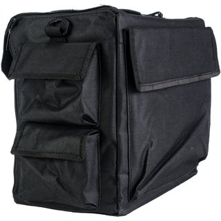 Jewelry Organizer - Nylon Bag W/ 5 Plastic Organizers