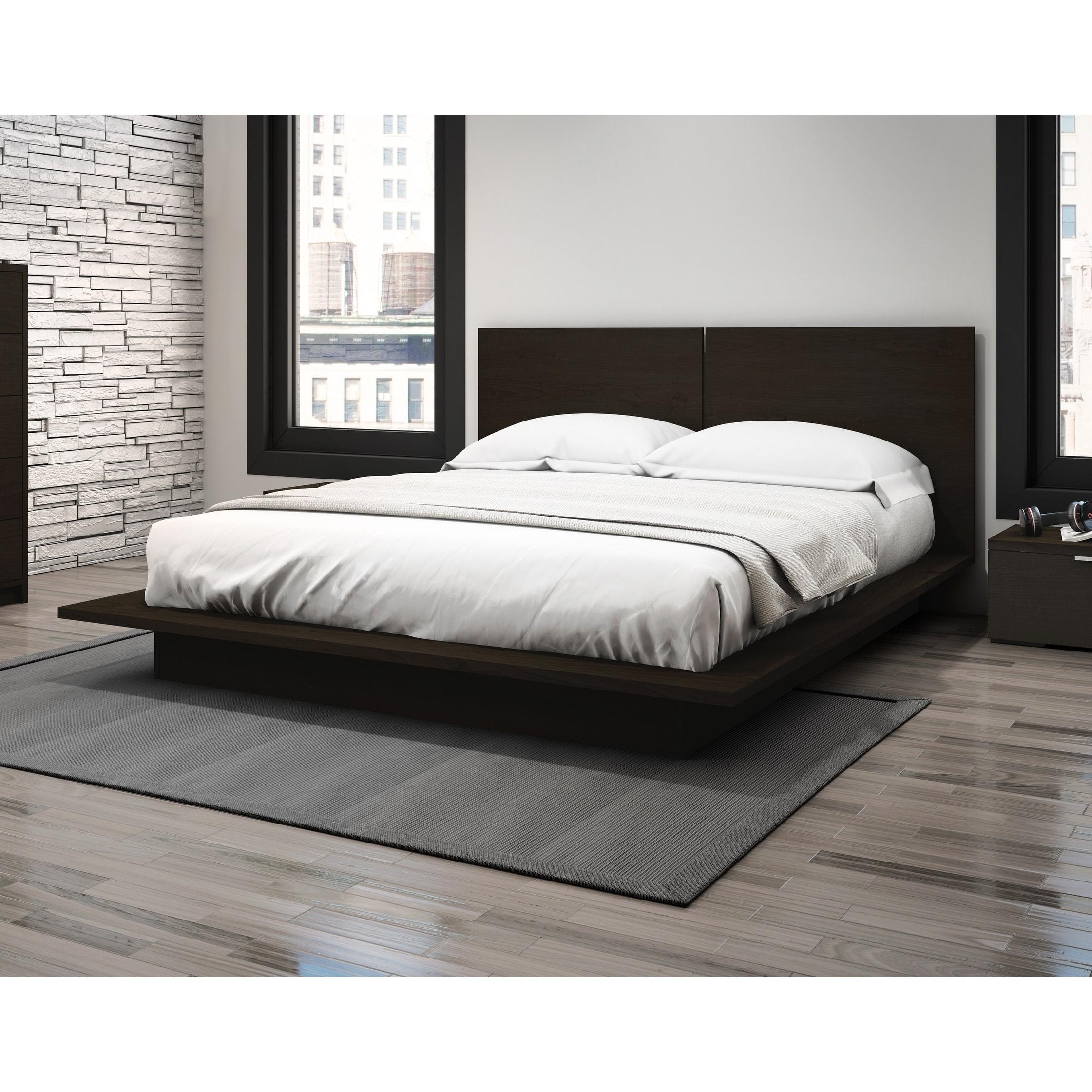 Queen Low Profile Platform Bed