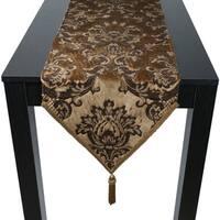 Sherry Kline Benson 72-inch Luxury Table Runner - 12 x 72