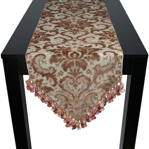 Sherry Kline Hayden 72-inch Luxury Table Runner