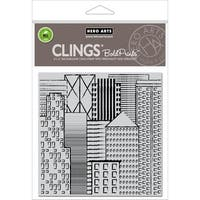 """Hero Arts Cling Stamps 6""""X6"""""""