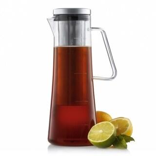 JoyJolt Fresco Cold Brew Coffee Maker, 1 Liter- 32 Ounce Glass Tea Maker