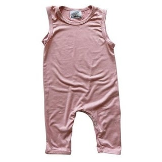 Baby Romper for Boys and Girls-Sleeveless