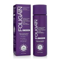 Foligain 8-ounce Stimulating Shampoo for Thinning Hair for Women with 2-percent Trioxidil