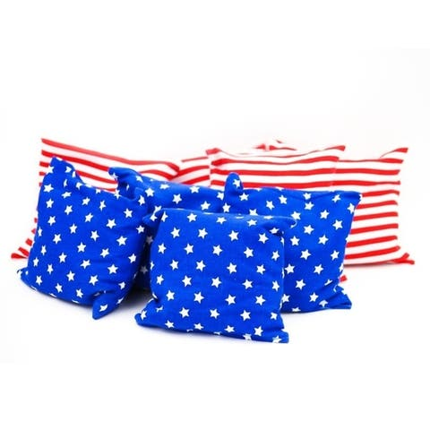 Sports Festival ® Cornhole Bean Bag Toss Game Replacement - 8 Bags