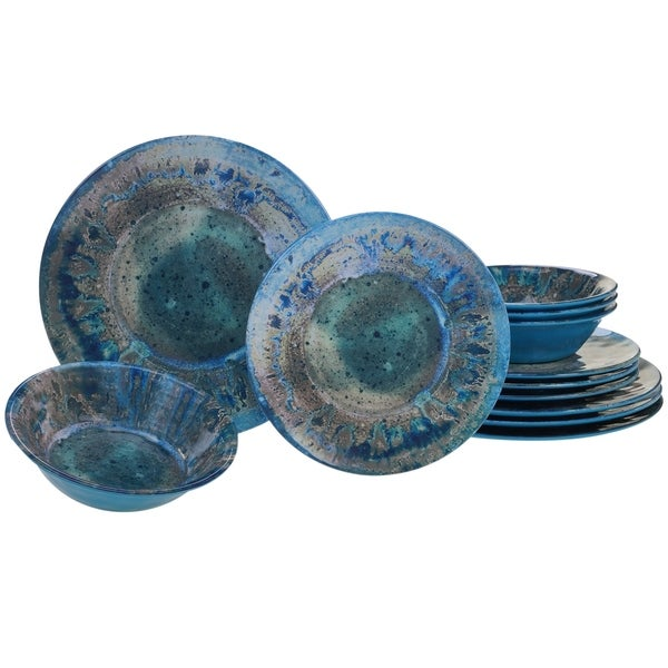 Shop Certified International Radiance 12 Piece Melamine